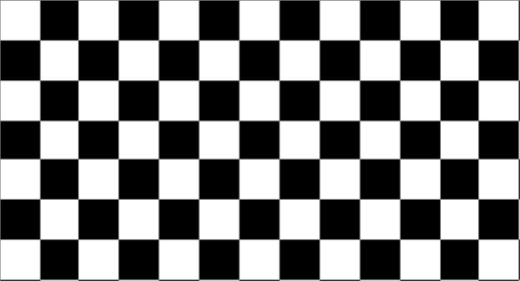 Procedural Checkerboard Texture