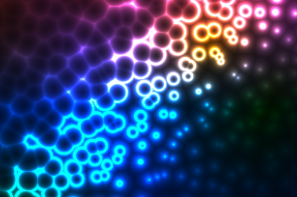 Colorful Voronoi Noise