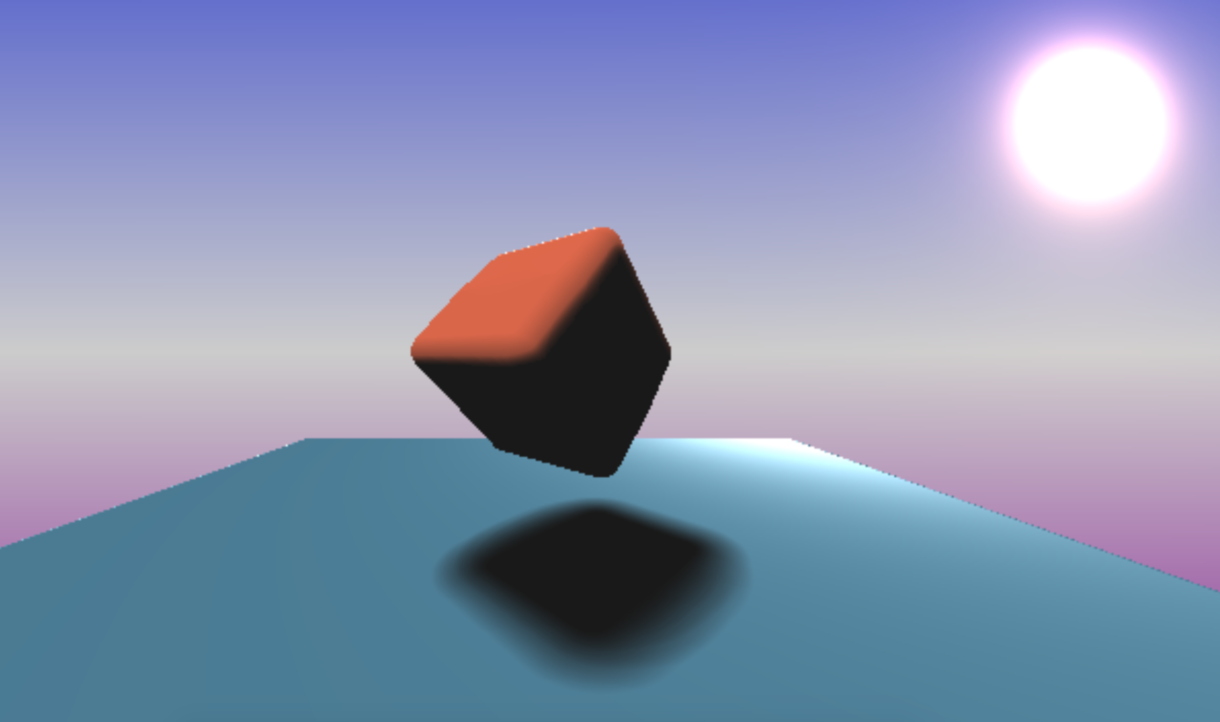 Ray Marching Soft Shadows