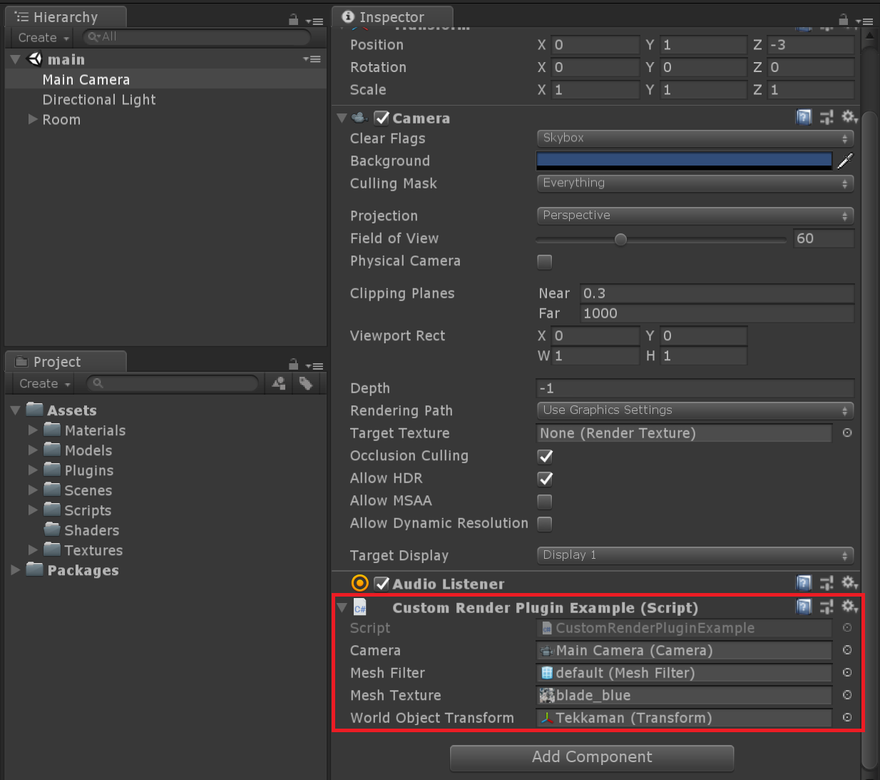 Native Rendering Plugin in Unity - xdPixel