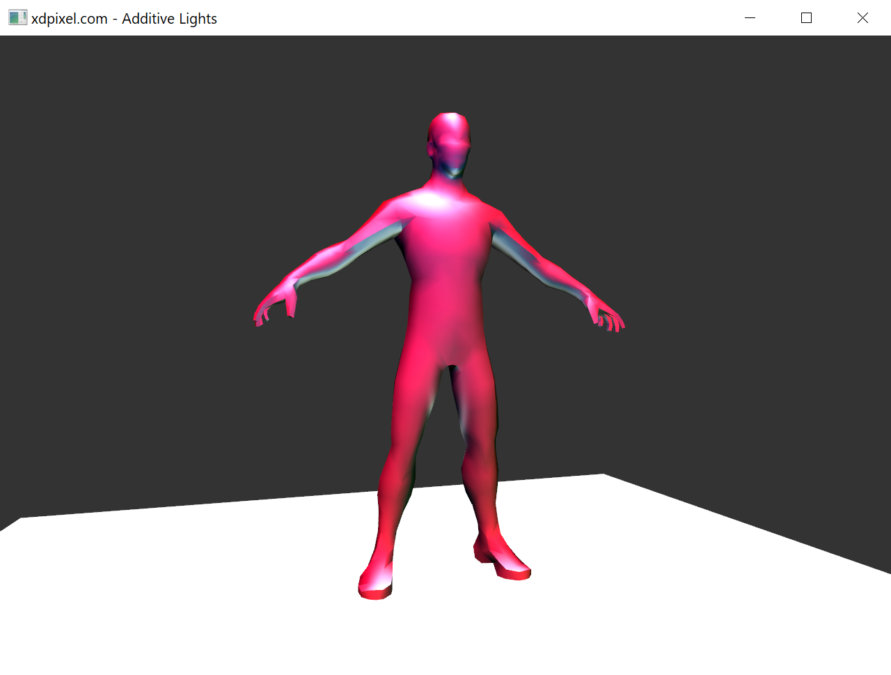 OpenGL Additive Lights